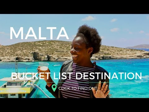 Travel Diary Exploring Malta, Bugibba