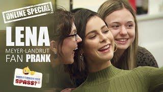 Lenas Fan-Prank inkl. Auflösung (Online Special) | Verstehen Sie Spaß?