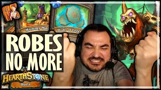 ROBES GONE! IS THIS THE NEW #1?! - Hearthstone Duels