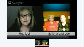 The Rev Mel Show With Guests Mollena and Lee Harrington