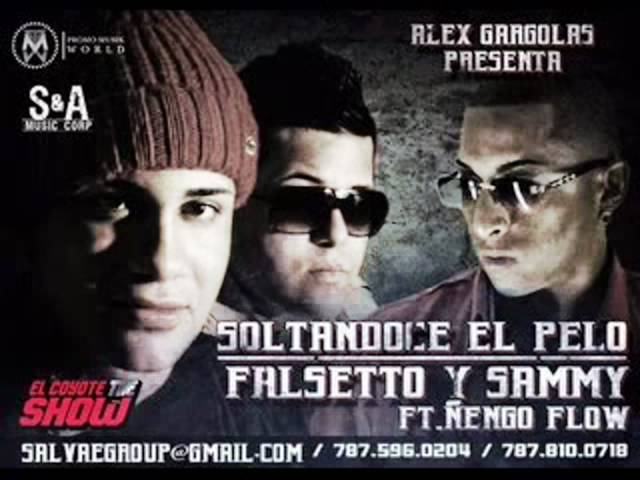 Falsetto&Sammy Ft Ñengo Flow ►