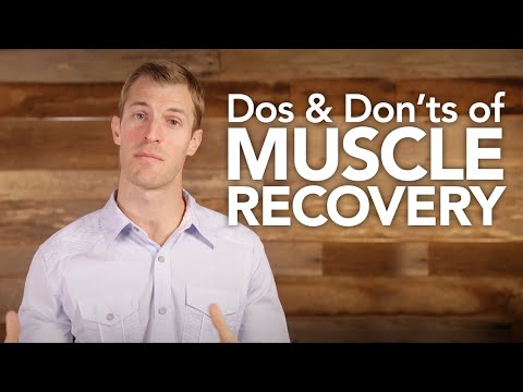 Thumbnail: Dos and Don'ts of Muscle Recovery