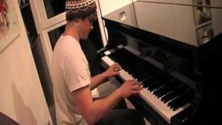 Giorgio Moroder - Midnight Express Theme piano (Fuga di Mezzanotte)