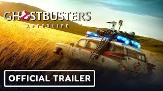 Ghostbusters: Afterlife - Official Trailer (2020) Finn Wolfhard, Paul Rudd