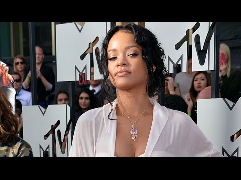 Rihanna Latest Celebrity Leaked in Nude Photo Scandal