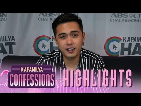 Kapamilya Confessions Highlight: Marlo Mortel takes the 'First and Last Questions Challenge'