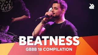 BEATNESS | Grand Beatbox Battle Champion 2018 Compilation