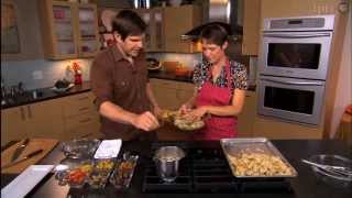 Cooking Chestnuts With Chef Jason Simon