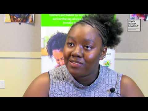 Black Infant Health, Fresno: Special Reality Palm's Story Part 3-Wk9