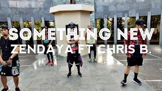 SOMETHING NEW by Zendaya ft Chris Brown | Zumba | RnB HipHop | TML Crew | J.R. Tayag