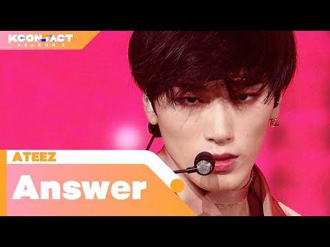 ATEEZ (에이티즈) - Answer | KCON:TACT season 2 indir