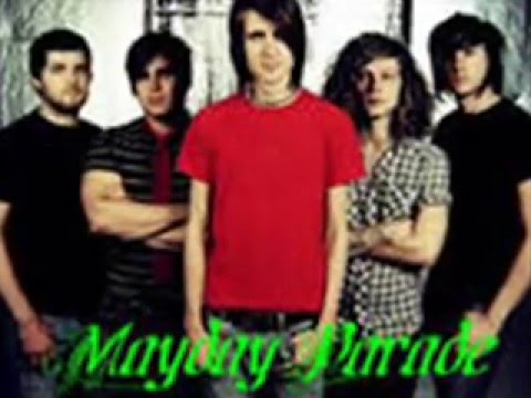 MayDay Parade -Get Up - Lyrics
