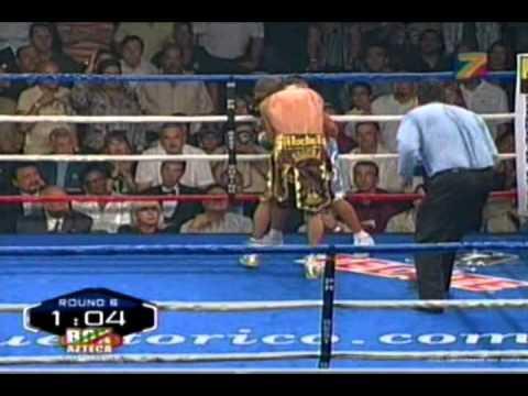 "Giovani ""Guerrero Azteca"" Segura VS Ivan ""Iron Boy"" Calderon Round 6"