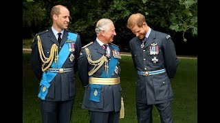 Prince Charles Shares a Chuckle with Sons William and Harry in Candid New Photo - 247 news
