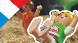 Playmobil en français  - Le morceau de verre - La famille Hauser - film pour enfants