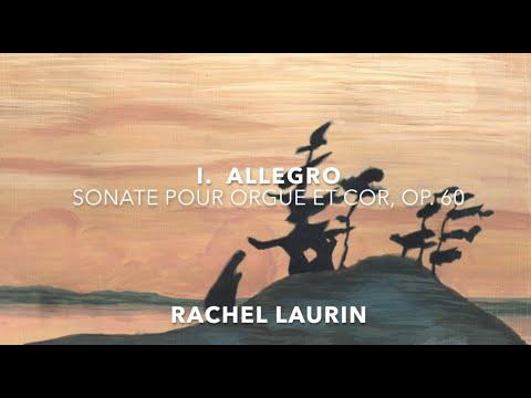 Rachel Laurin Poème Symphonique Pour Le Temps De Lavent