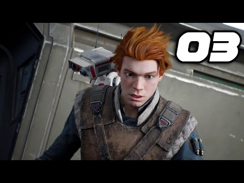 Star Wars Jedi: Fallen Order - Part 3 - The Tomb