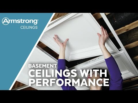 basement-ceilings-with-performance-|-armstrong-ceilings-for-the-home