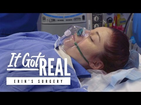 Erin's Uterine Fibroid Surgery /Acessa Procedure (It Got Real – Episode 4)