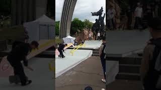Скейтбординг Киев