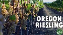 Oregon Riesling