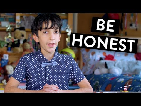 Honesty is the Best Policy According to This Kid  Free Advice