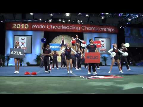 A Look Back at the 2010 ICU World Championship