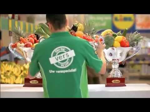 lidl - al 3 jaar de beste in groente & fruit! - youtube