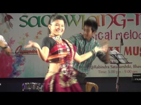 Nakwrai karwi  KOKBOROK Group Dance