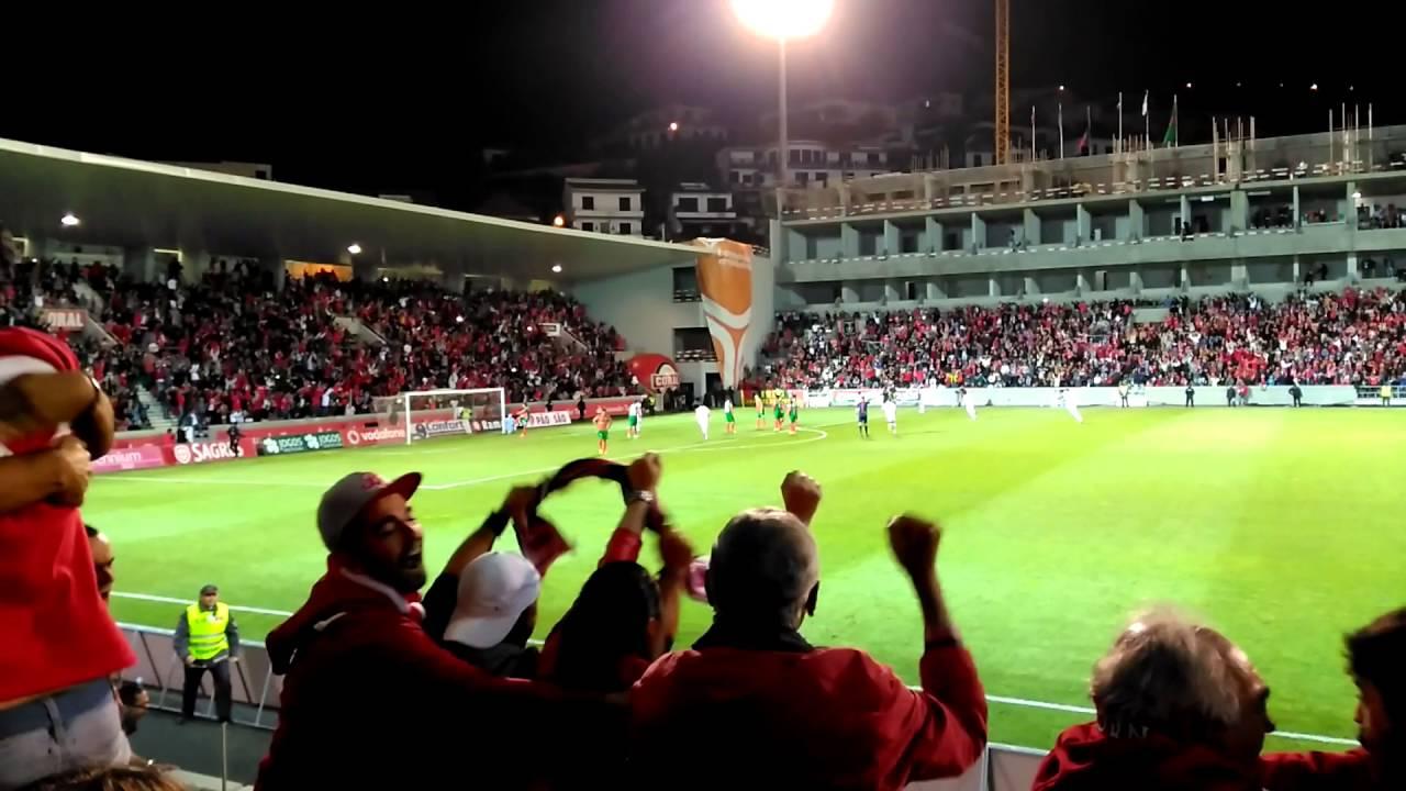 Benfica Maritimo