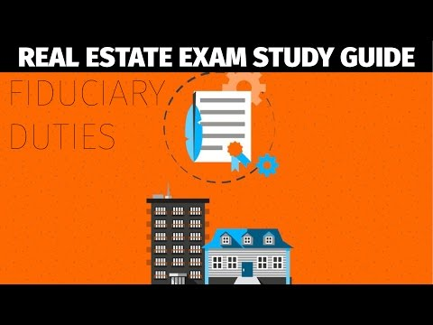 Real Estate Exam Prep Videos - Fiduciary Duties - Real Estate Exam Study Aid