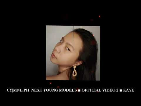 OFFICIAL VIDEO 2   KAYE   NEXT YOUNG MODELS 2020