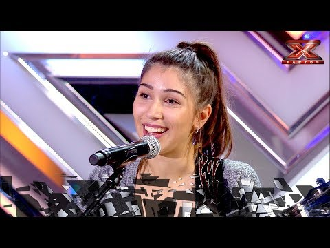 She's talented and broken hearted | Never seen | The X Factor 2018