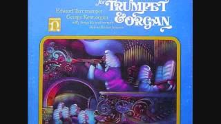 Baroque Trumpet & Organ; Johann Christoph Pezel; played by Edward Tarr, et al.
