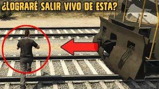 GTA V Online | LA PRIMERA VEZ SIEMPRE DUELE (LITERALMENTE) - GTA 5