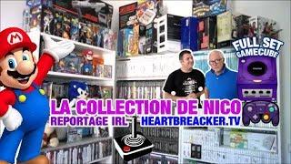 Reportage irl : la collection de jeux vidéo de Nicolas