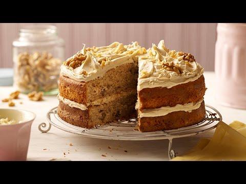 Banana Cake Recipe With Jo Pratt - Betty Crocker™