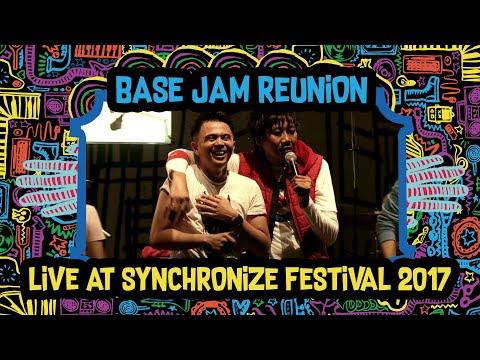 Base Jam Reunion live at SynchronizeFest - 8 Oktober 2017