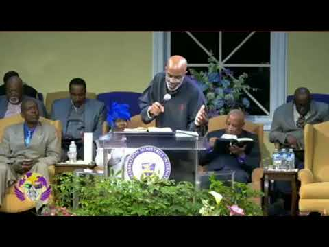 Bishop Noel Jones - PAW 2018 Bishops Board - Nassau, Bahamas
