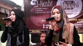 Gambus Elhasbi - Mistagaleh (Fillah & Novita)