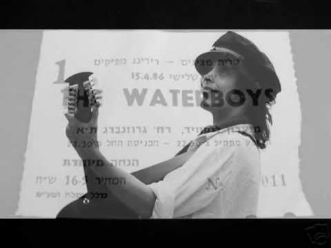 This Is The Sea + Spirit The Waterboys Live at Liquid Club in Tel-Aviv (Israel), 1986
