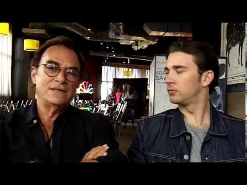 Thaao Penghlis and Billy Flynn of NBC's Days of our Lives @ Day of DAYS 2015