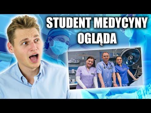 Student Medycyny Ogląda - Szpital 2 #007