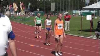 Первенство России среди юниоров эстафетный бег 4х800