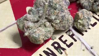 Thin Mint Cookies WEED REVIEW!!!!