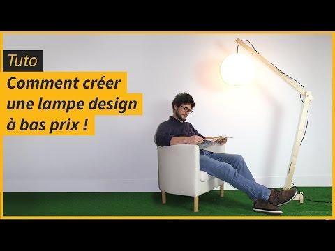 Comment À Prix Créer Design Diymanomano Tuto Une Lampe Bas 0kwOP8n