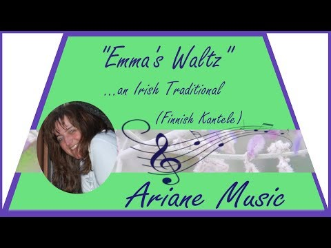 """Emma's Waltz"" - Irish Traditional - Finnish Kantele"