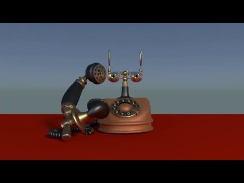 3#AnimationMarch : Phone Story
