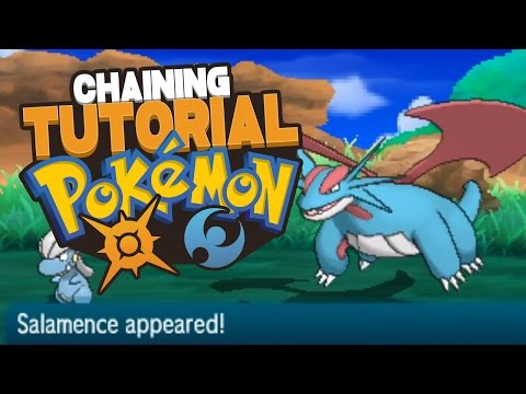 Pokémon Sun & Moon Call Chain Tutorial (Shiny Pokémon, EV training and more!)