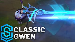 Classic Gwen, the Hallowed Seamstress - Ability Preview - League of Legends